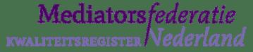 Wiersema mediation staat ingeschreven in het register van MfN Mediators federatie nederland